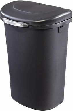 Rubbermaid Touch-Top Lid Trash Can fr Home Kitchen and Bathr