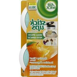Air Wick Stick Ups Air Freshener, Sparkling Citrus, 2ct