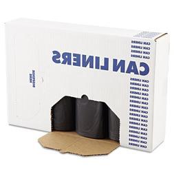 Boardwalk Super-Heavy Grade Can Liners, 40 x 46, 1.5 Mil, 45