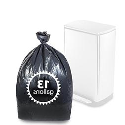 Tall Kitchen Trash Bags Black 13 Gallon By Primode – 200 C