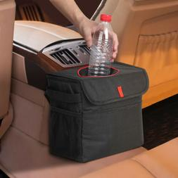 The Drive Bin Car Garbage Can Storage Pockets Car Trash Bag