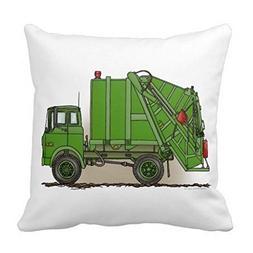 Qesisdk Throw Pillow Case Decorative Pillow Covers Green gar