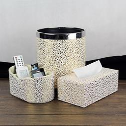 DDSS Tissue box + trash can + storage box, creative fashion