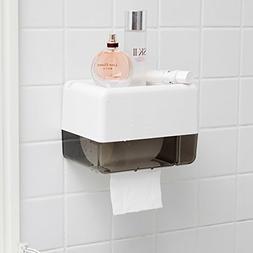 Toilet paper holder Self adhesive Tissues holder Roll rack P