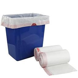 Doryh Medium Trash Bags 8 Gallon, 120-Count, F