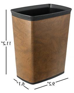"""Bennett """"Plasbin"""" Trash Can, Small Office Plastic Wastebaske"""