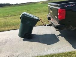 Trash Can Garbage Puller Residential Commercial Trash and ga