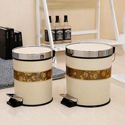 SX-ZZJ trash can- Fashion household pedal trash can - kitche