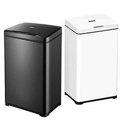 WSHZ Trash Can Intelligent Sensor Trash Can Creative Large O