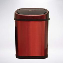 SX-ZZJ trash can- Stainless Steel Intelligent Electric Induc