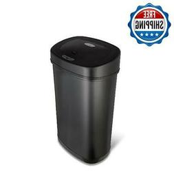 Trash Can Touchless Stainless Steel 13 Gallon Motion Sensor