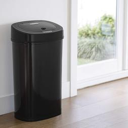 Trash Cans For Kitchen Garbage Can With Lid Automatic Touchl