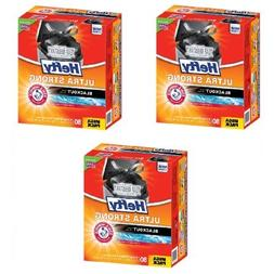 Hefty Ultra Strong Blackout Trash / Garbage Bags  - Fits All