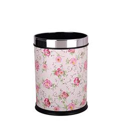 Large Uncovered Ring Trash Can Hotel Living Room Office Hous