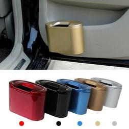 Vehicle Auto Car Mini Trash Rubbish Can Garbage Dust Case Ho