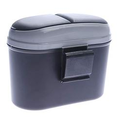 WSERE Vehicle Car Small Trash Can Mini Auto Garbage Cans Rec