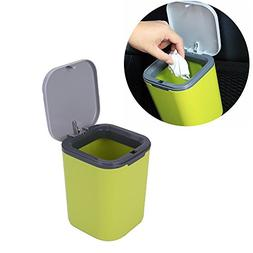 Cdycam Vogue Plastic Auto Waste Receptacles Container with L