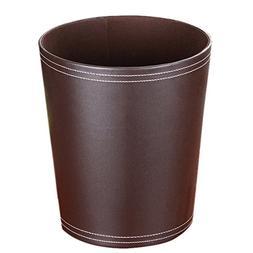 XSHION Waste Basket Office, 3 Gallon Round Garbage Bin Desk