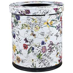 DW&HX Waste bins for kitchens,Creative home living room garb