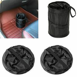 Wastebasket Trash can Litter Container Car Auto Up Bag Garba