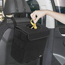 Waterproof Trash Bag For Car Leak Proof Garbage Store Holder