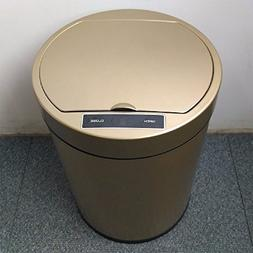 WAWZJ Rubbish Bin Intelligent Induction Garbage Can Living R