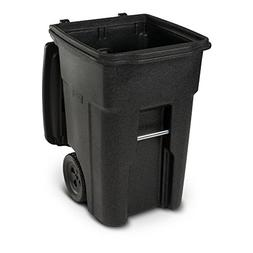 wheeled blackstone trash can