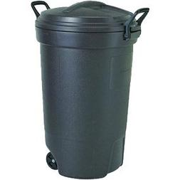 Trash Can 32gal Wheels