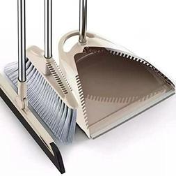 MTBHW Windproof Broom Dust Pan Package Set Three-Piece House