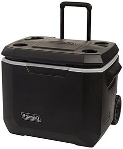 Coleman 50-Quart Wheeled Cooler | Xtreme 5-Day Cooler with W